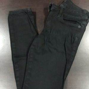 Bebe Black Jeans Size 2 Gently Used